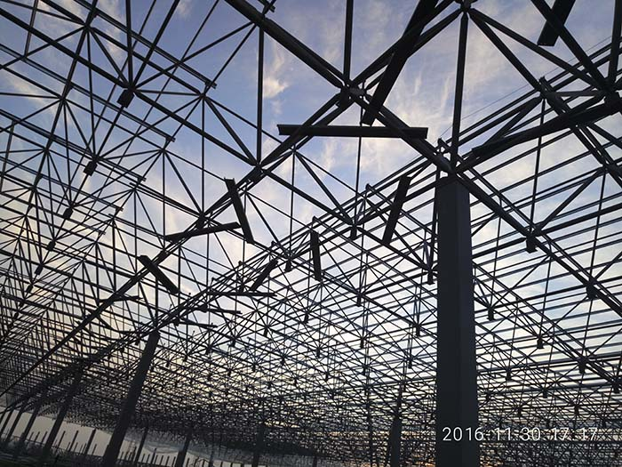 荆门猎豹汽车工业园建设项目装配联合厂房9万平方