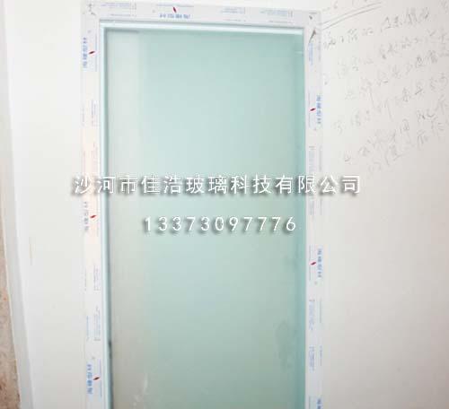 大板水磨砂玻璃