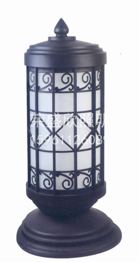 庭院柱头灯