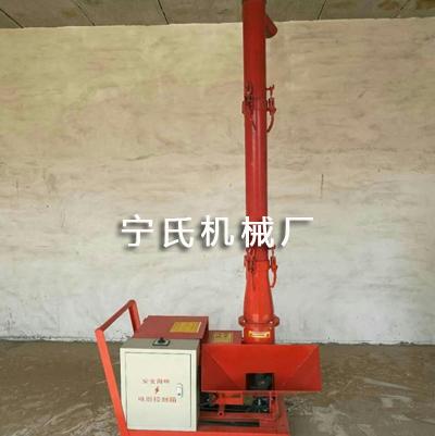 浙江二次构造柱泵上料机