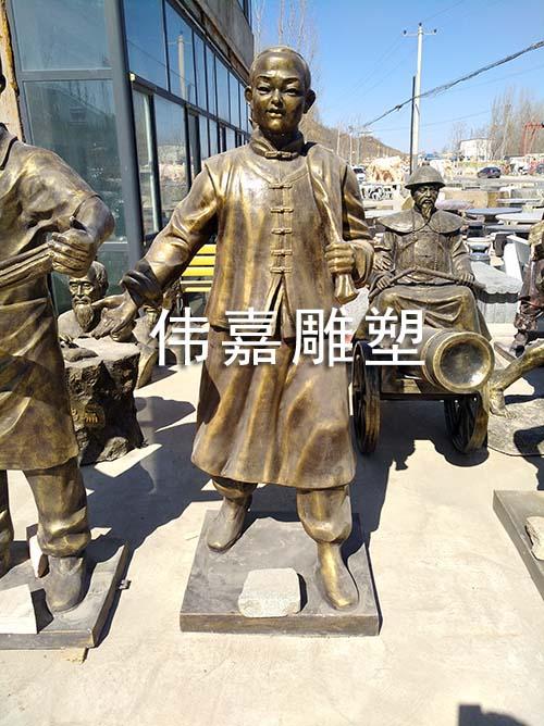 仿铸铜浮雕