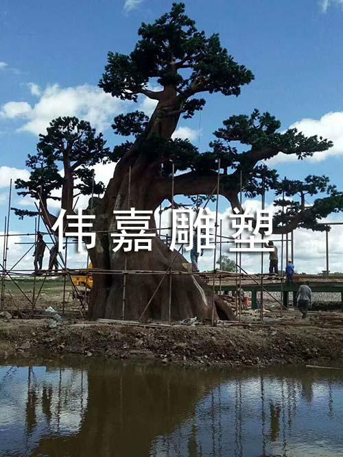 景观水泥雕塑