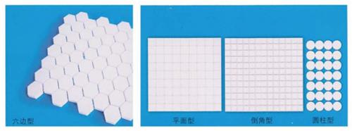 耐磨陶瓷龟甲网定制
