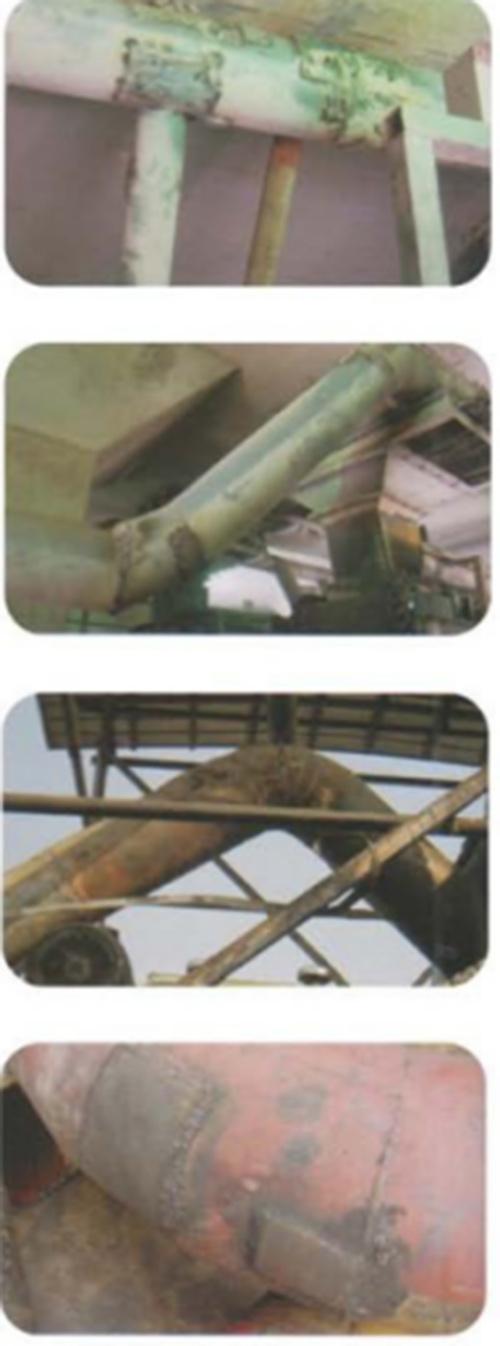 煤粉管道&收尘风管