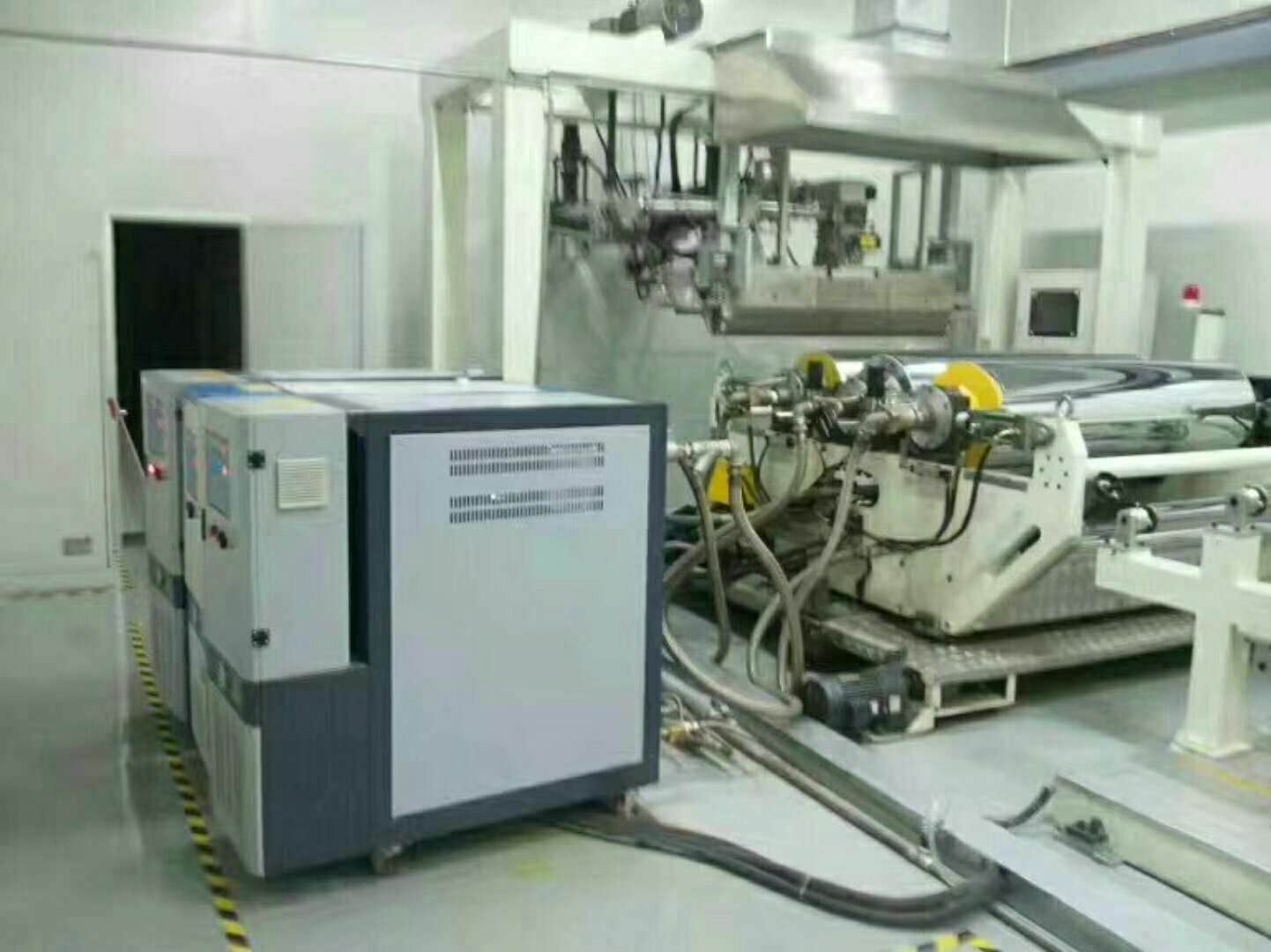 液压机专用模温机