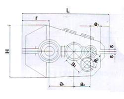QJRS(QJD)中硬齿面减速机