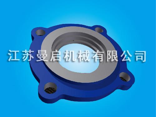 DFSS泵 机械密封压盖