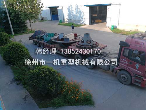 新型环保机械化石灰窑