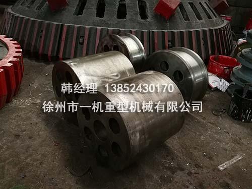 干燥机托轮