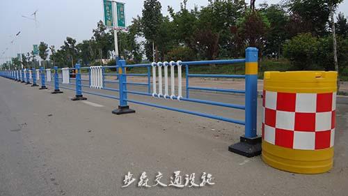 城市文化护栏