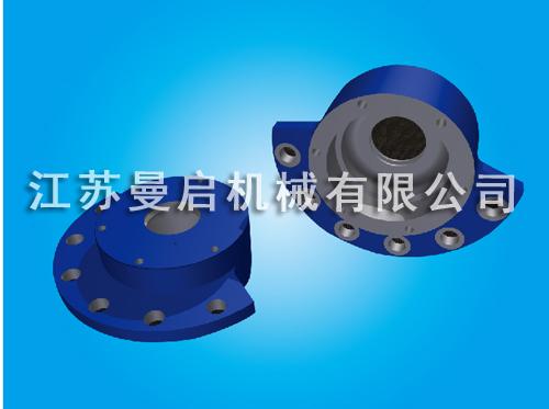 DFSS第二代双吸泵 轴承体