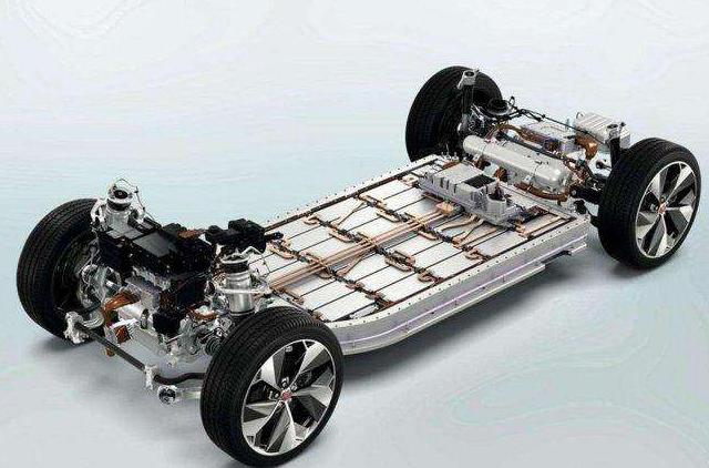 新能源汽车电池