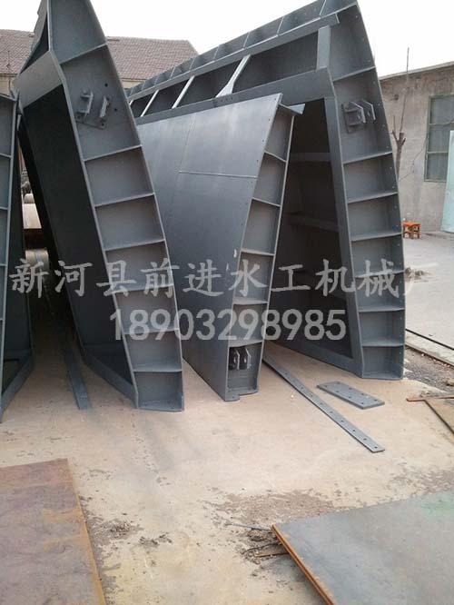 拱形钢闸门