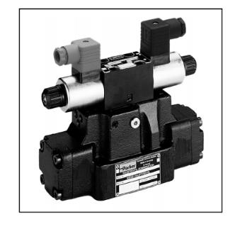 电液方向控制阀 D3-D11系列