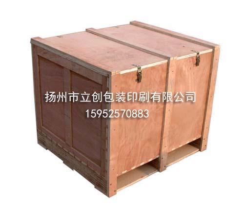 免熏蒸膠合板箱