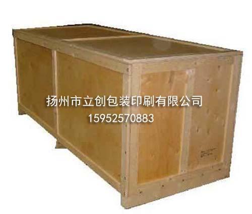 木框架瓦楞紙箱