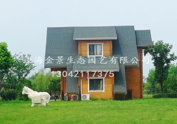 农家乐木屋设计