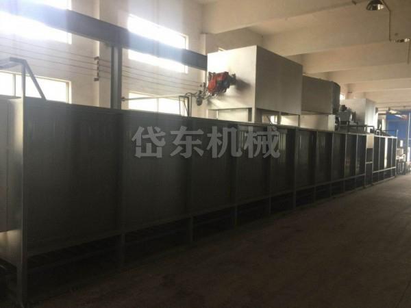 涂装废气催化燃烧设备