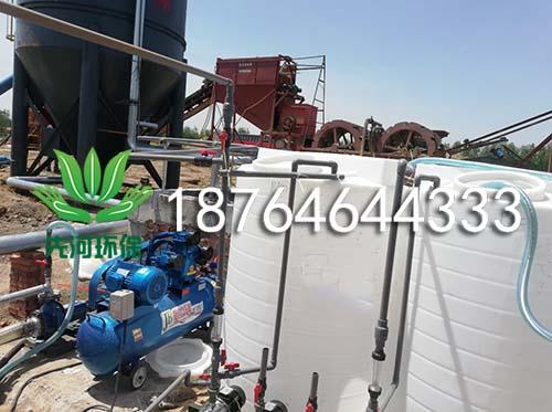 洗沙污水处理设备