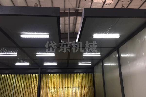 移动式油膜喷漆房