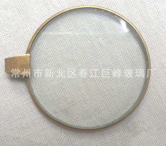 水晶眼镜片