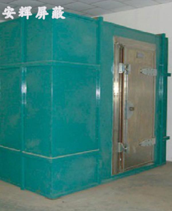 拼装电磁屏蔽室