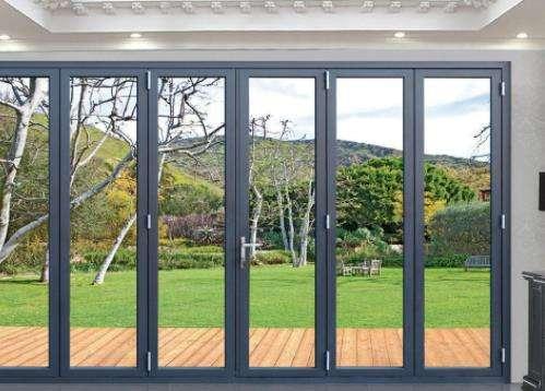 花园折叠门