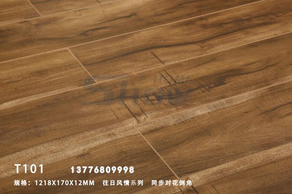 多层环保地板供货商