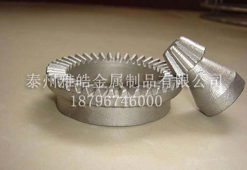 硅溶胶铸造