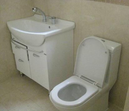 卫浴洁具安装流程