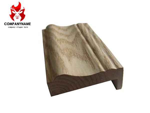 实木包覆线条