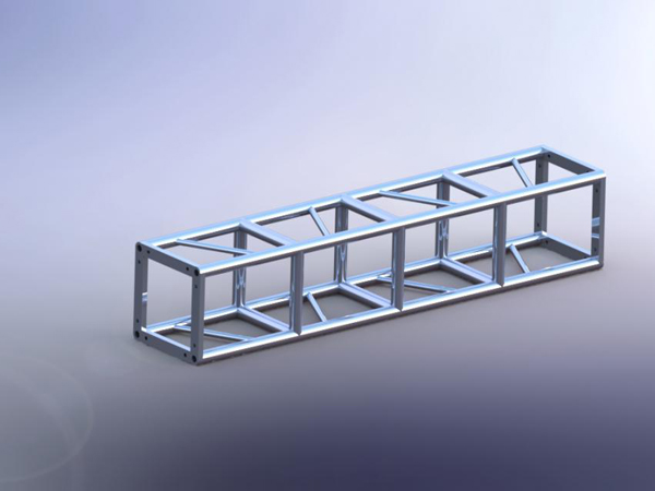 铝合金螺丝架