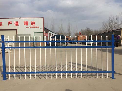 铁艺锌钢护栏