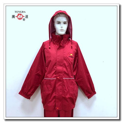 防静电反光雨衣