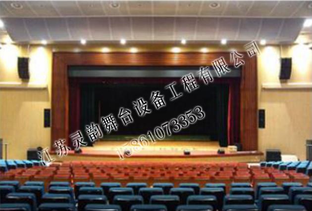 舞台扩声工程