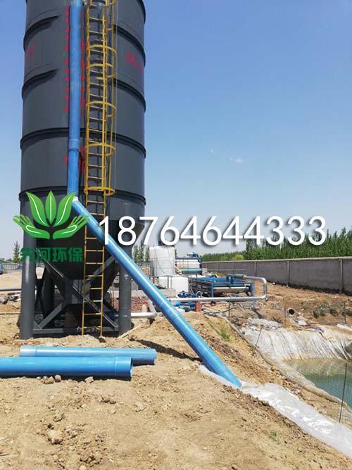 洗砂污水处理设备的好处