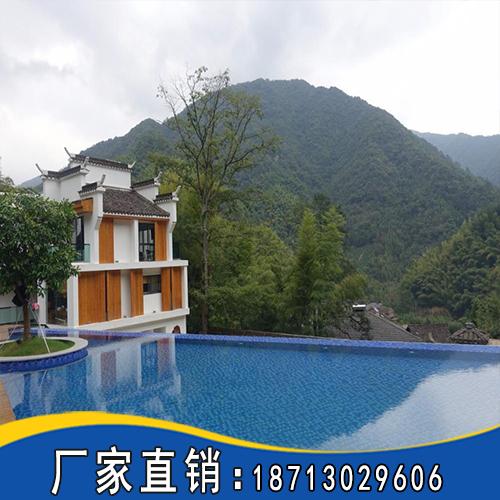 民宿游泳池