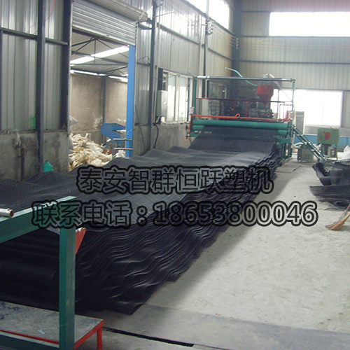 复合排水网设备