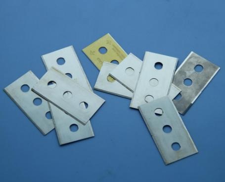 鎢鋼三孔刀片