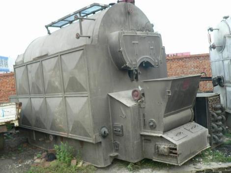 废旧锅炉回收