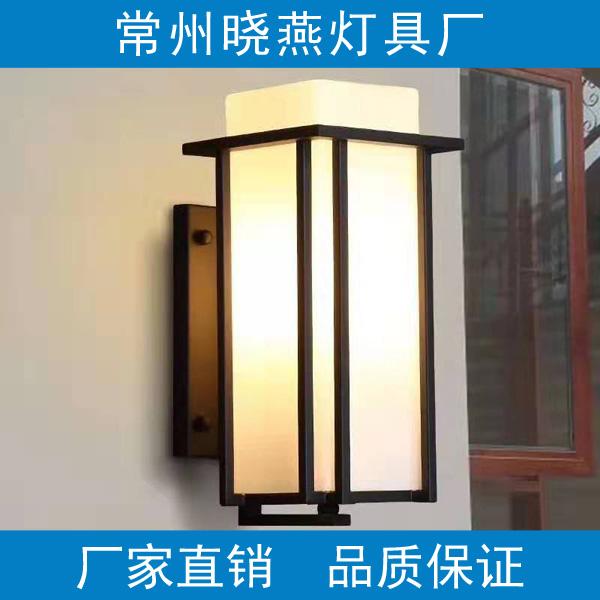 不锈钢壁灯