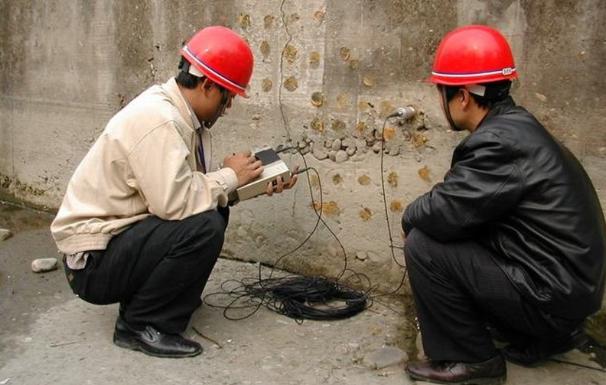 超聲波檢測混凝土強強度