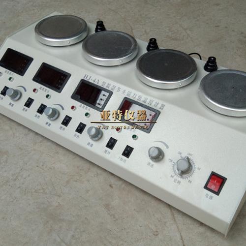 HJ-4A四联恒温加热搅拌器