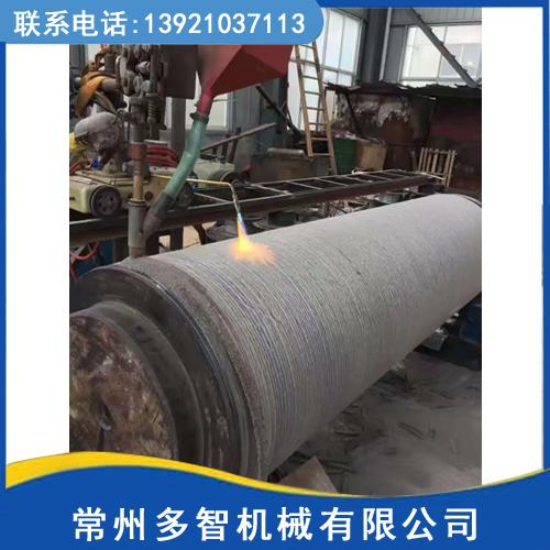 油缸柱塞堆焊