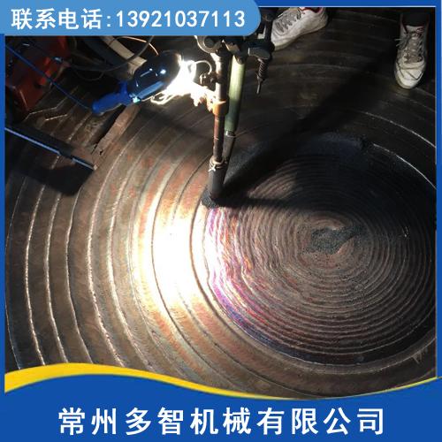 窄间隙埋弧焊加工