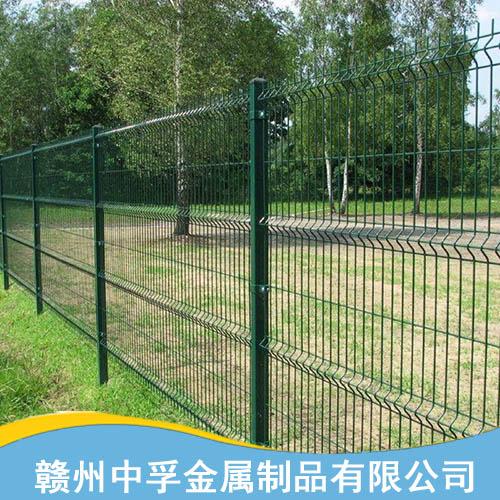 桃形立柱防护网