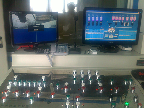 搅拌站控制系统