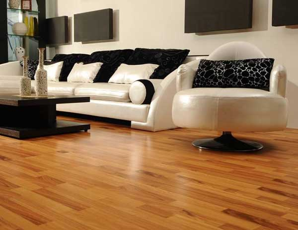 工程用木地板