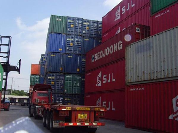 张家港集装箱运输