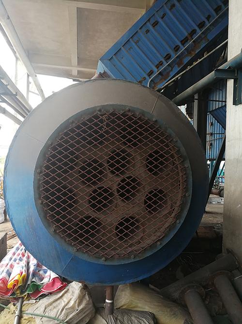 锅炉风机消声器